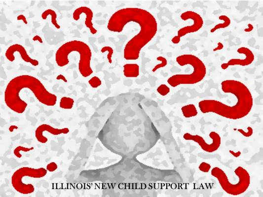 ILLINOIS' NEW CHILD SUPPORT LAW:  MAJOR CHANGES COMING ON JULY 1, 2017
